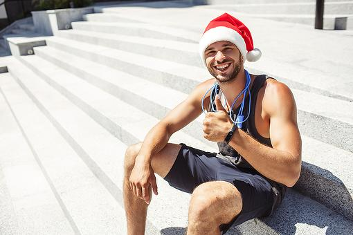 Holiday Workout Playlist: 10 Fun Fitness Twists on Christmas Songs From a Personal Trainer