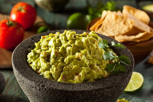 Holy Guacamole! It's so Easy to Make This Tasty Guac Recipe!