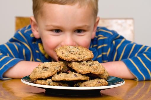 Homemade Cookies for Your Child's Lunch? Yes! Here's the Trick!