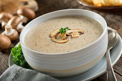 This Homemade Cream of Mushroom Soup Recipe Puts Canned Soup to Shame
