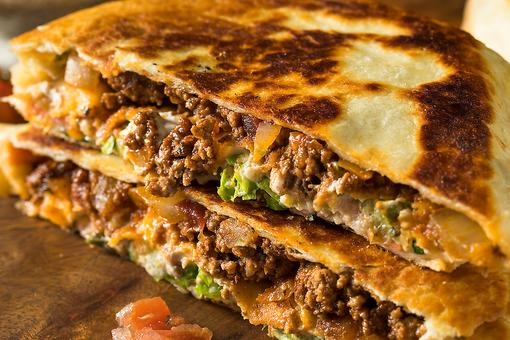 Homemade Crunchwrap™ Supreme Recipe: How to Make This Easy Taco Bell Copycat Recipe at Home