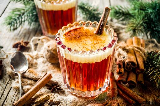 Hot Buttered Rum Is Yum! Try This Easy Hot Buttered Rum Recipe Tonight