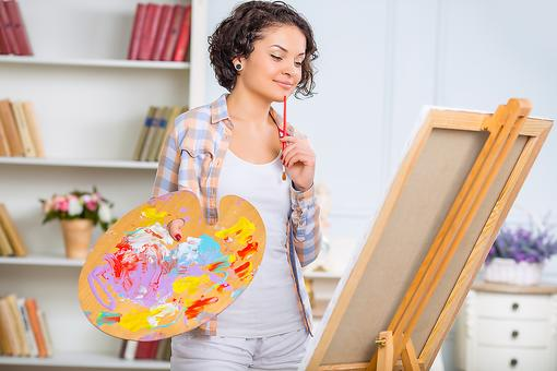 How Art Therapy Can Help Parents & Kids De-stress, Express & Manage Emotions!
