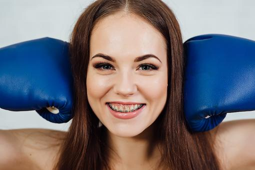 Mouth Guards & Oral-Health Habits for Athletes: ​How Student Athletes Wearing Braces Can Protect a Winning Smile