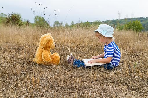 How Creative Storytelling Improves Your Child's Literacy Development!
