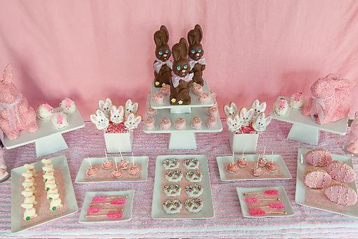 How to Create a Festive Dessert Table for Your Easter Party!