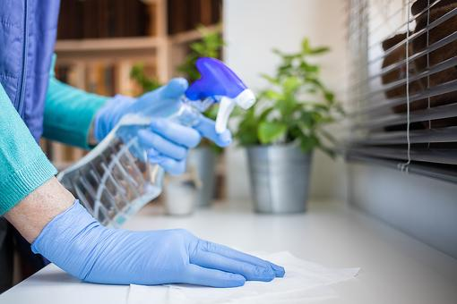 Coronavirus Cleaning Guidelines: How to Disinfect Your Home If Someone Has COVID-19