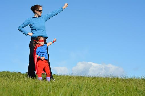 How to Engage Your Inner Superhero for Success During Stress!