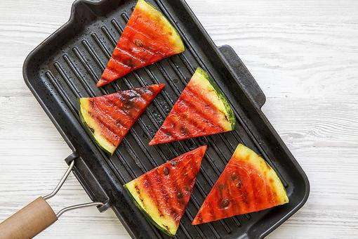 Grilled Watermelon: Fruit May Be Taking Over the Grill (Sorry, Meat)