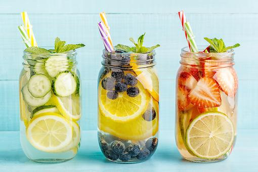 How to Hydrate Your Skin: 6 Unexpected Infused Water Recipes for Gorgeous Skin
