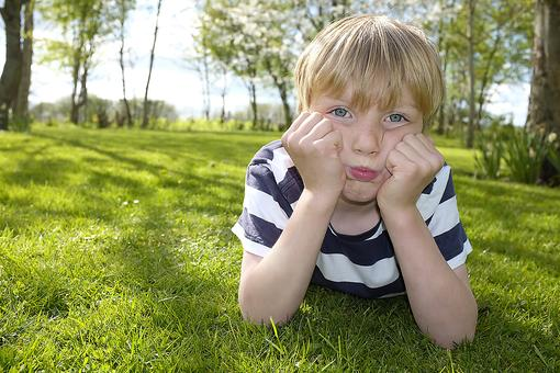 Is Your Child Feeling Down? How to Keep Kids Positive When Life Gets Messy!
