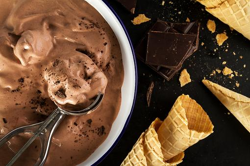 Chocolate Ice Cream Recipe: How to Make 3-Ingredient No-Churn Chocolate Ice Cream!