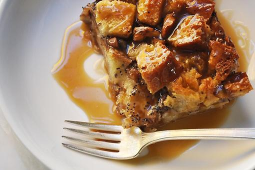 Bread Pudding Recipe: How to Make ​Brioche Bread Pudding With Bourbon Butterscotch Sauce
