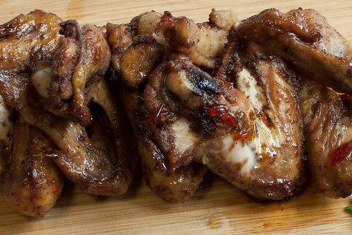 Chicken Wing Recipe: How to Make Chef Sam Davis' Sweet & Spicy Jamaican Chicken Wings