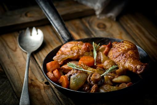 How to Make Coq au Vin (Julia Would Be Proud)!