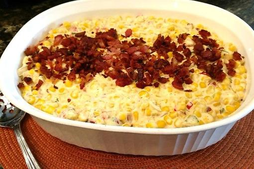 Corn Casseroles: How to Make Creamy Southern Confetti Corn Casserole!