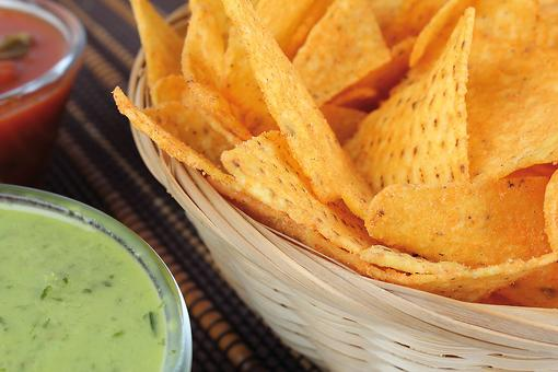 How to Make Fresh Restaurant-Style Tortilla Chips In Minutes!