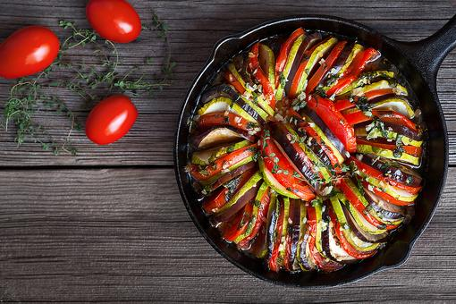 Meatless Monday: This Ratatouille Recipe Is Vegetarian, Vegan, Healthy & Delish!
