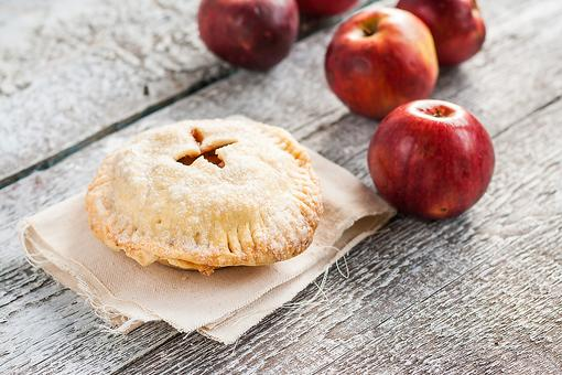 Hello, Fall! How to Make Salted Caramel Apple Hand Pies in 30 Minutes!
