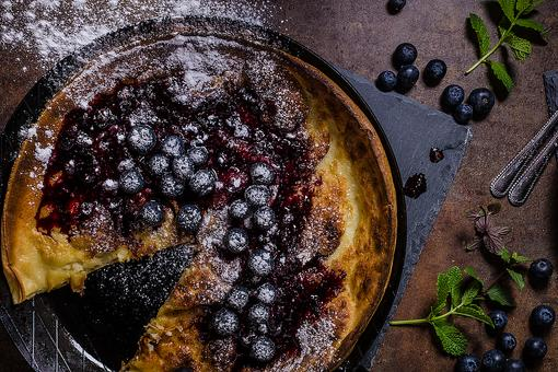 Sunday Brunch: How to Make a Dutch Baby Pancake in 30 Minutes (Gluten-Free Option, Too)!