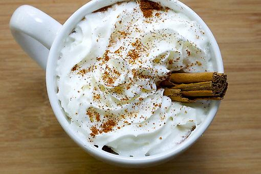 Mexican Chocolate Spiced Latte Is the Perfect Way to End the Week
