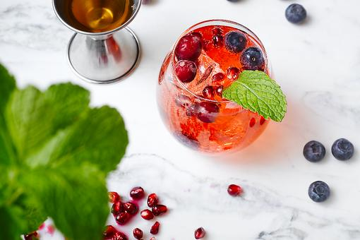 How to Make a Super Bowl® Supercooler Cocktail (Perfect for Wine Lovers)!