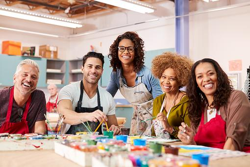 How to Nurture Your Creativity: Here Are 5 Fun Ways for Adults to Use Their Imaginations & Reduce Stress