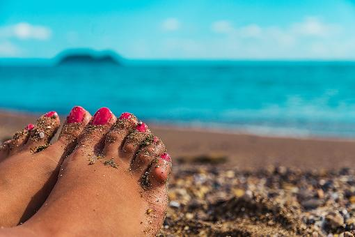 How to Protect Your Summer Pedicure & Save Time & Money