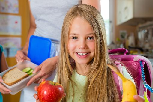 How to Teach Your Kids to Make Healthy School Lunches!