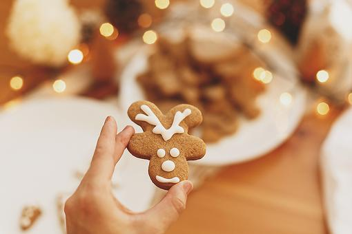 Fun Holiday Cookie Ideas: Here's the Easiest Way to Make Reindeer Cookies for Christmas