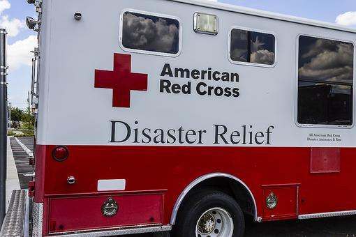 Hurricane Harvey Relief: Massive Emergency Sheltering Effort Underway By Red Cross
