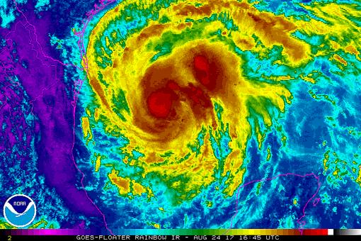 Hurricane Harvey: Red Cross Urges Gulf Coast Residents to Make Emergency Preparations Now