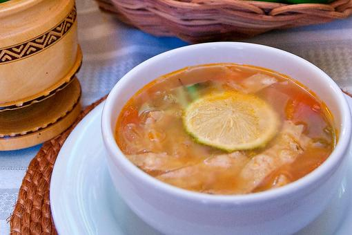 Iberostar's Lime Soup With Chicken Is a Ticket to Mexico (No Passport Required!)
