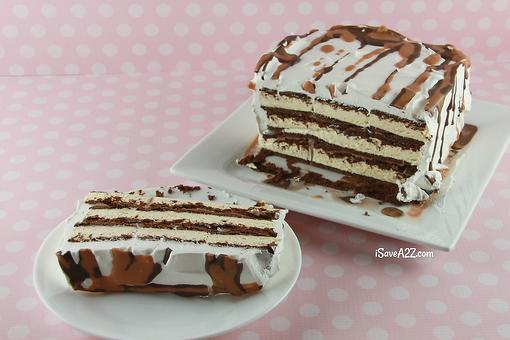 Ice Cream Sandwich Cake Recipe: Wow Your Family With This Easy & Delicious Ice Cream Sandwich Dessert