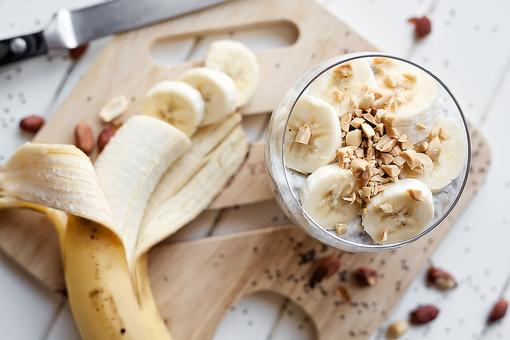 "Ice Cream for Breakfast? You Bet! How to Make Easy Homemade Banana ""Ice Cream"""