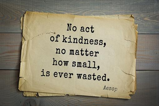 Giving Back, Positivity & Kindness: Here Are 5 Ideas to Get You Started!