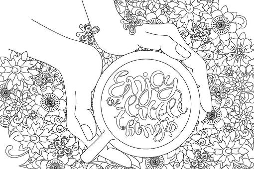 Inspirational Coloring Pages: Free Printable Coloring Pages to Inspire & Uplift for Kids & Adults