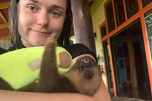 International Sloth Day: 4 Things We Can Learn From a Sloth That Benefits Our Mental Health