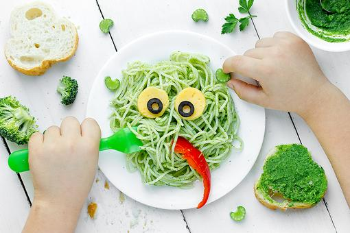 Invite a Monster to Dinner (It May Help Your Kids Eat Healthier)!