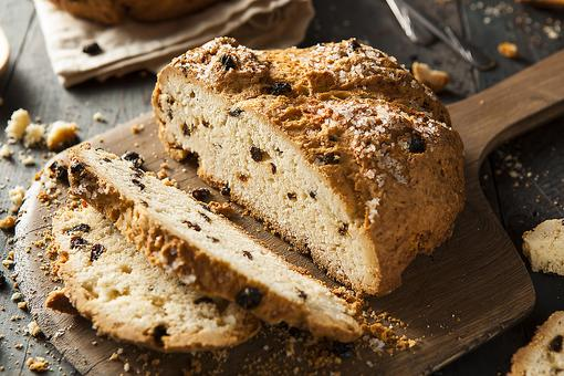 Not Irish? Who Cares? You Can Still Make This Easy Irish Soda Bread!