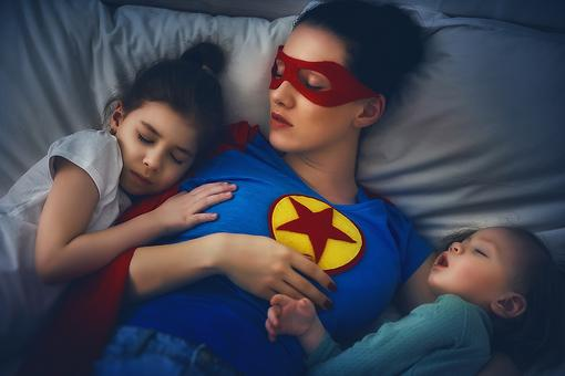 Is Your Supermom Cape Threadbare? You Need to Prioritize & Focus!