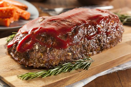 Meatloaf Recipes: How to Make a Cheese-Stuffed BBQ Meatloaf!