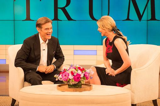 "Ivanka Trump on ""The Dr. Oz Show"": Ivanka Opens Up to Dr. Oz About Her Struggles With Postpartum Depression (PPD)"