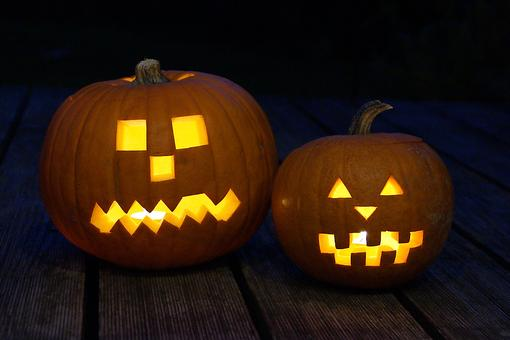 Jack 'O Lantern Hack! 3 Steps to Add a Little Longevity to Your Pumpkin!