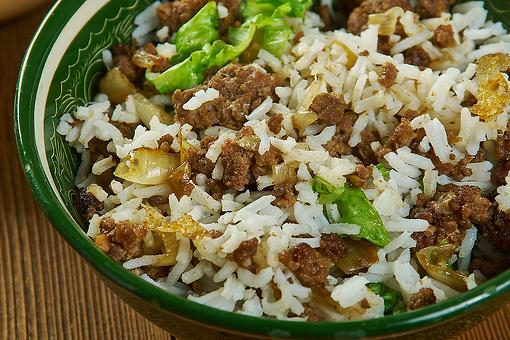 Easy Jailhouse Rice Recipe: This Jailhouse Rice Casserole Recipe Rocks