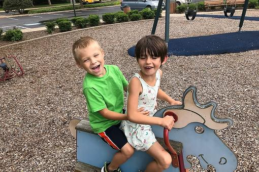 Jaycee Memorial Park: This Old-School Park in Deerfield, Illinois, Is a Blast for Kids!