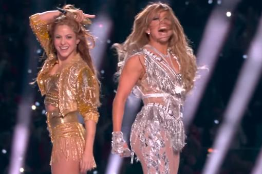 Jennifer Lopez & Shakira Super Bowl® Halftime Show: All Women 50 & Older Are Sexy, Not Just J.Lo!