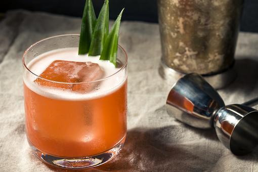 Jungle Bird Cocktail Recipe: This Campari, Rum & Pineapple Drink Is a Taste of the Tropics