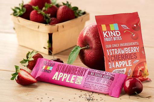 KIND Fruit Bites: Shouldn't Fruit Snacks Be Made of Fruit? We Think So!