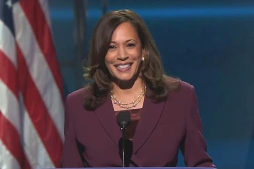 Kamala Harris: First-Generation American VP Candidate Makes History, Giving Credit to Her Mom